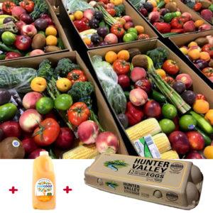 Fruit n Veg Combo