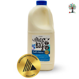 Full Cream Milk (2 litres)